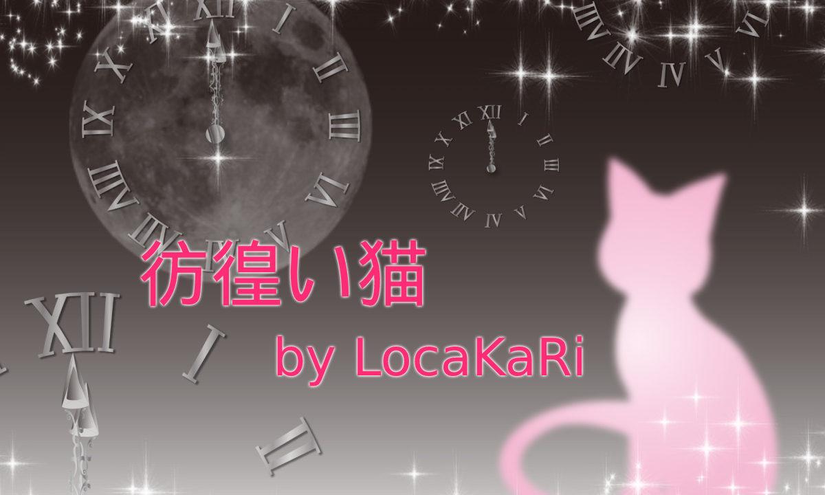 姉妹アイドルユニット「LocaKaRi(ロキャカリ)」オリジナル楽曲「彷徨い猫」一部公開